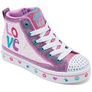 Skechers Flip Kicks 2.0 Lilac Love sneakers